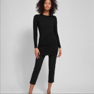 NWT Universal Standard Black Lee Sweater XS